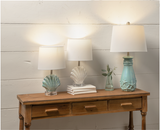 Luster Shell Accent Lamp. 40W