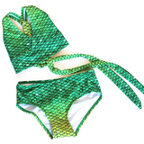 Lime Rickey Mermaid Bikini Set