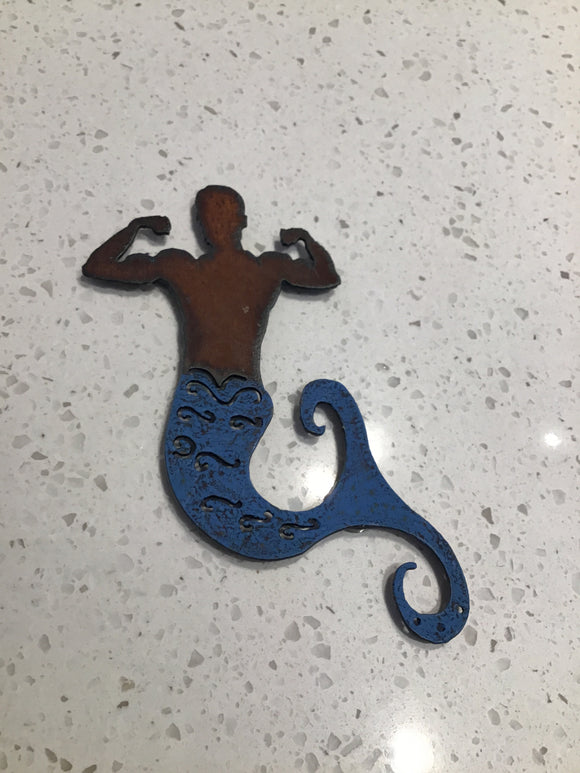 Merman Magnet