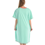 Women's nightshirt sea you in the am