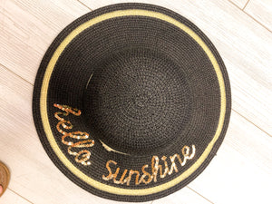Hello Sunshine Black Hat