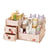 Wooden Makeup Organizer Case