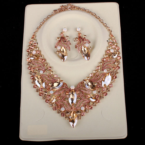 Luxury Bridal Jewelry Sets