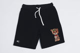 Heartless Shorts (BLK)