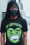 No Cooperation Slime Tee
