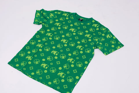 ON-POINT TEE (green)