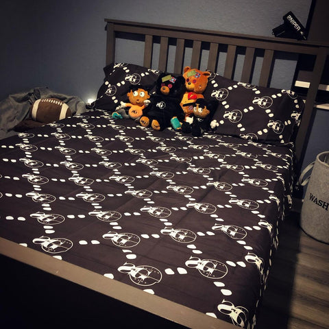 SG Bed Sheets (full or queen size)