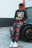 SNIPER ROSES SWEATPANTS