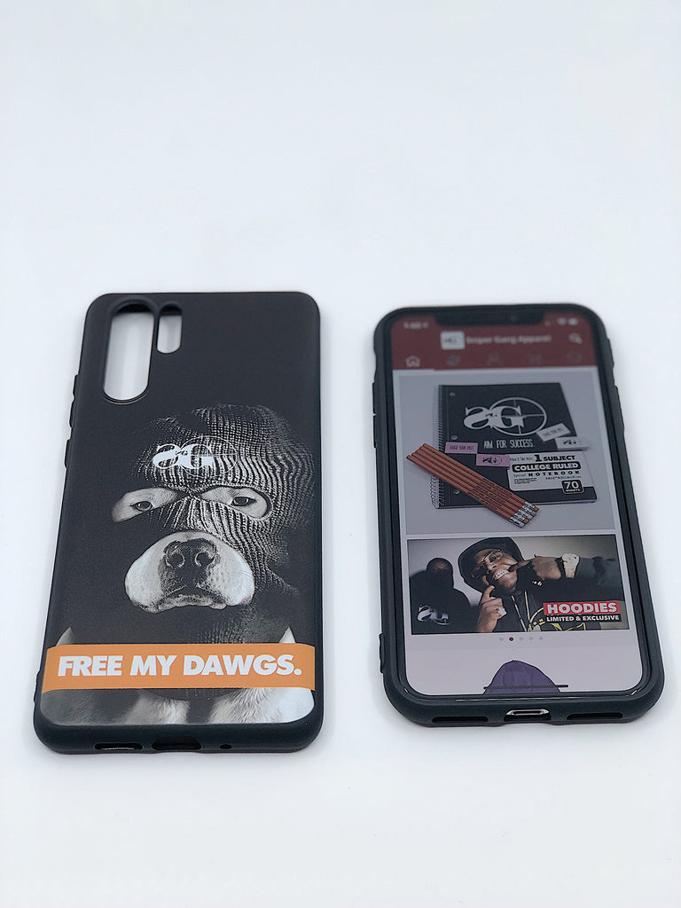 Phone Case: Free My Dawgs