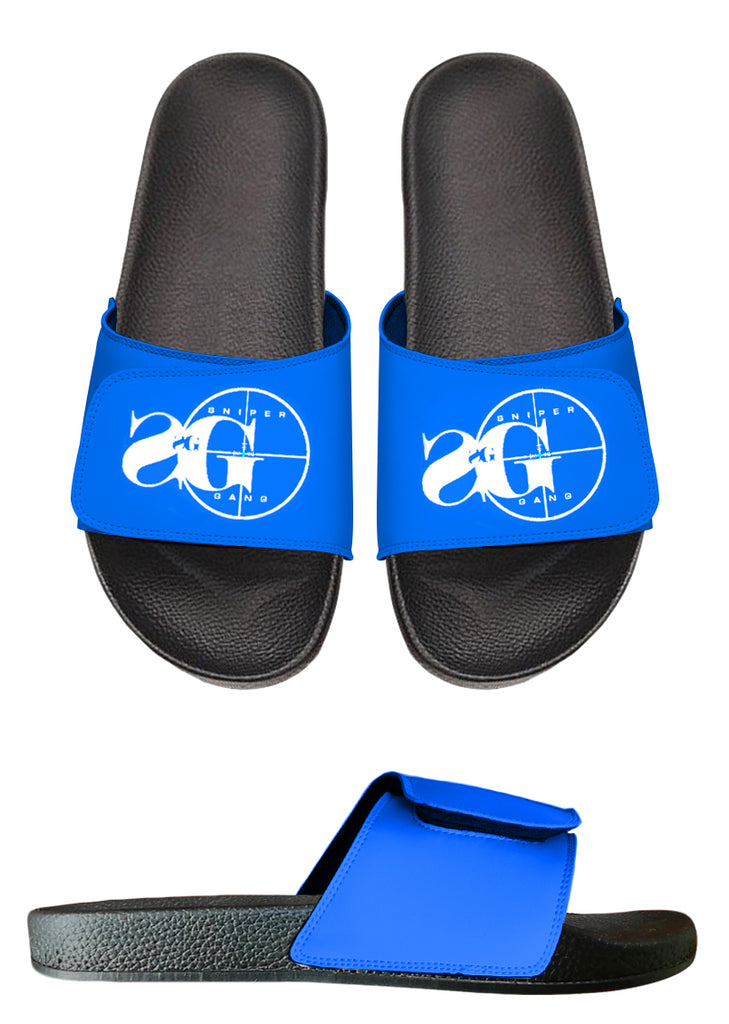 SG Slides - Royal Blue