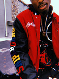 Aim High Varsity Jacket