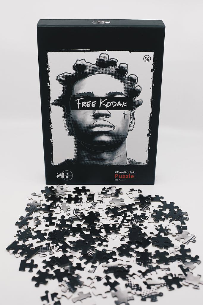 Free Kodak Puzzle (collector's item)