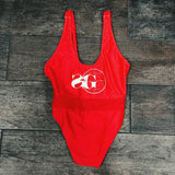 Swimsuit/Bodysuit - SG Logo (3 Color Options)