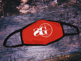 Face Mask (SG Logo - RED)