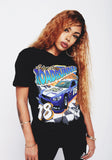 Road Runner Racer Tee (Black)