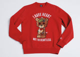 Heartless Crewneck (RED)