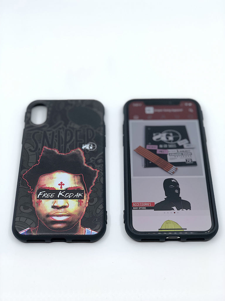 Phone Case: Free Kodak