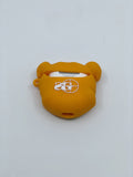 3D AirPod Case Cover: Bear