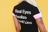 Womens: Real Eyes Body Suit