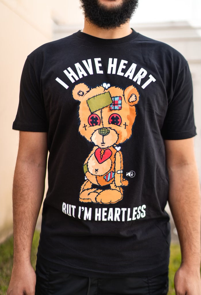 Heartless (Black)