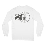 Dying To Live Long Sleeve - WHT