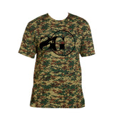 Sniper Gang Digital Camo (Army Green)