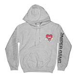 Hoodie: Heartbreak Kid (HBK Exclusive - Grey)