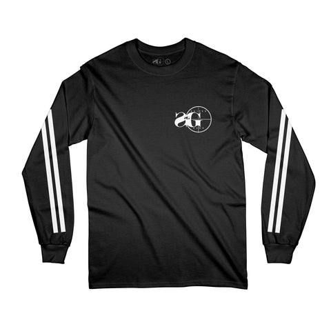 Hood Inspired - Long Sleeve (Black)