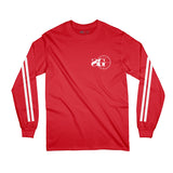 Hood Inspired - Long Sleeve (Red)