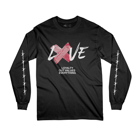 L.O.V.E. Long Sleeve (Pre-Sale ships 1/25)