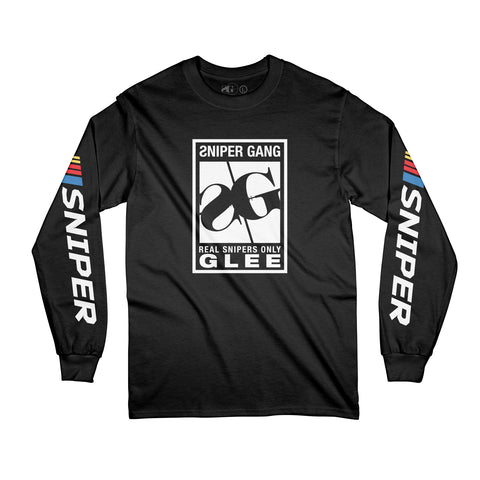 SG Rating Long Sleeve (Black)