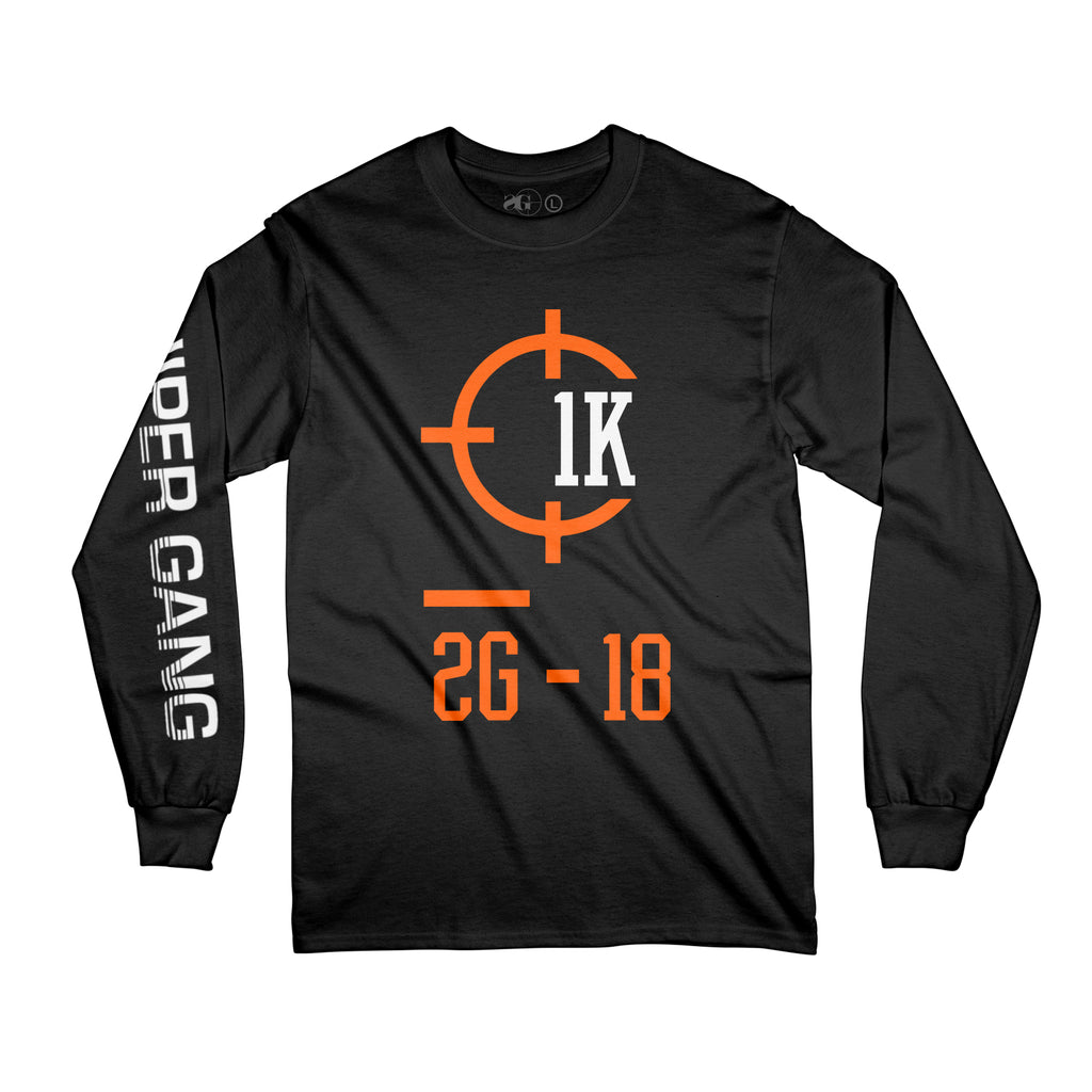 Competition Long Sleeve (Black)