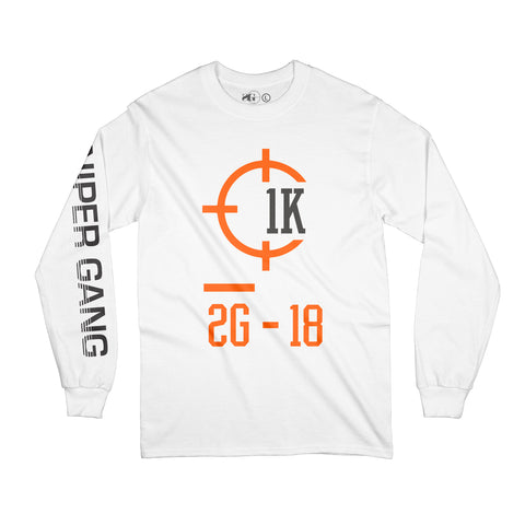 Competition Long Sleeve (White)