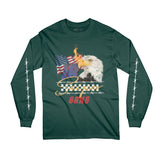 SG Eagle Long Sleeve (Green)