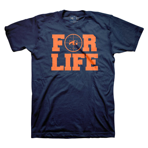 For Life (Navy)