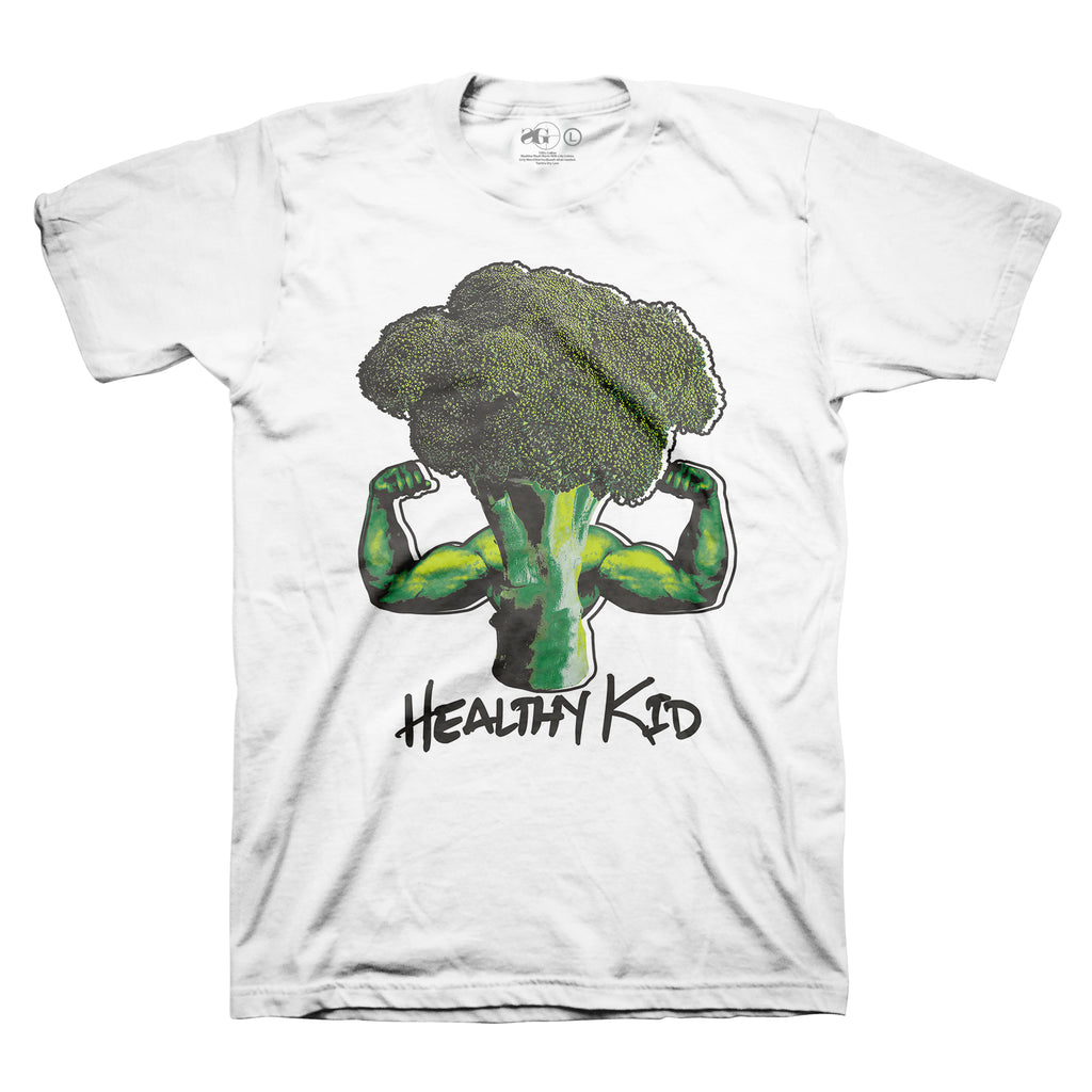 Healthy Kid (white)