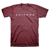 Sniper Friends (Maroon)