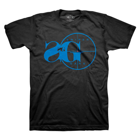 Sniper Gang Logo (Laney Blue)