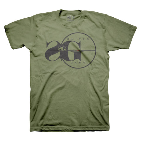 Sniper Gang Logo Green