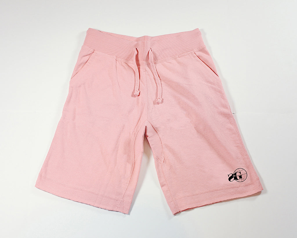 Heartless Shorts (Pink)