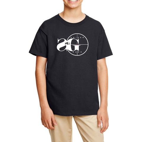 Kids SG Logo (Black)