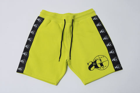 SG Ribbon Shorts (Neon)