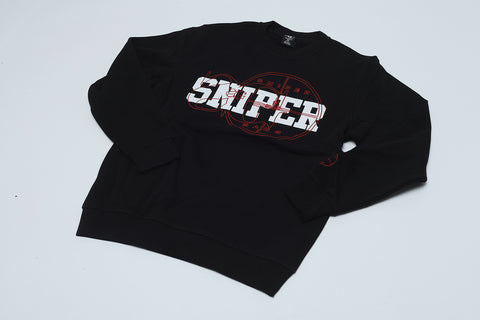 Sniper Outline Crewneck (Top)