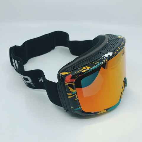 SG Motocross Goggles v.3 (orange lens)