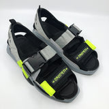 Zteppas - Grey/Neon (w/ SG drawstring bag)