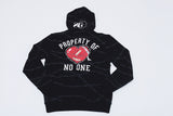 PROPERTY OF NO ONE HOODIE
