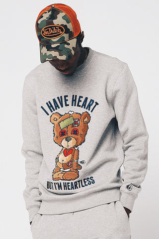 Heartless Crewneck