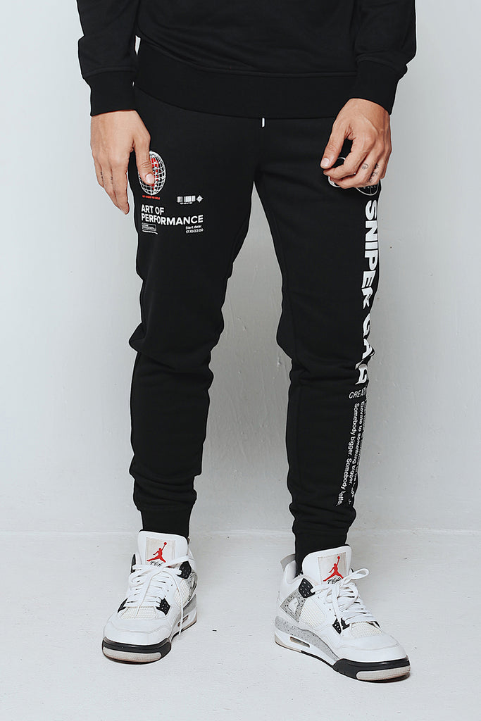 Art Of Performance Joggers (3 color option)