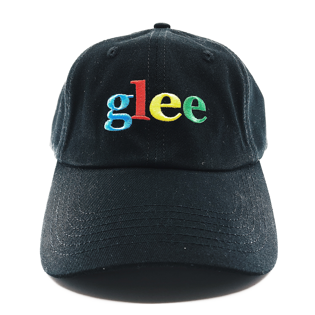 """Glee"" Dad Hat (BLK)"