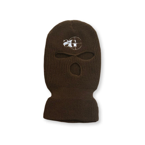 Ski Mask (Brown)